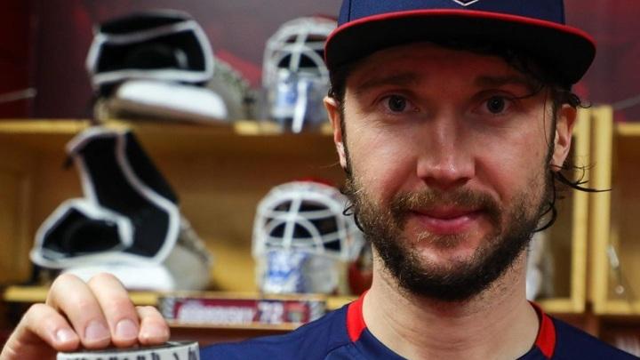 300 побед: Бобровский достиг нового рубежа в НХЛ