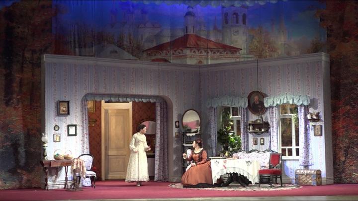 На Северном Кавказе проходят гастроли Малого театра