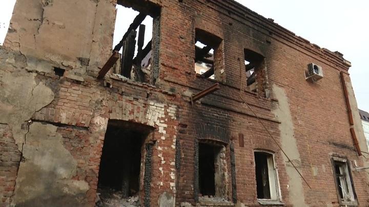 Погорельцы Оренбурга до сих пор не получили компенсацию за утерянное жилье