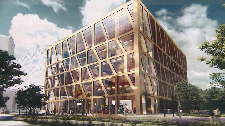 В Москве начинается подготовка к строительству филиала Эрмитажа