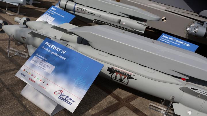 Британские ракеты для Украины: реакция российского МИДа