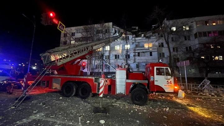 Трое пострадавших при взрыве газа в Челнах находятся в реанимации