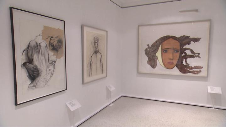Музей изобразительных искусств имени Пушкина представляет современную графику из центра Помпиду