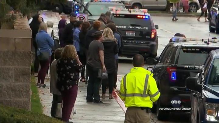 Стрельба в Айдахо не обошлась без жертв