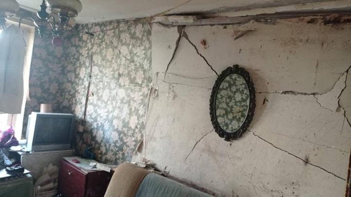 Взрыв газа произошел в пятиэтажном доме в подмосковном городе Видное