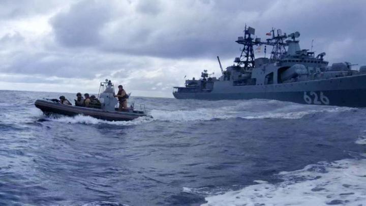 Как российские моряки спасли от пиратов контейнеровоз. Хронология событий