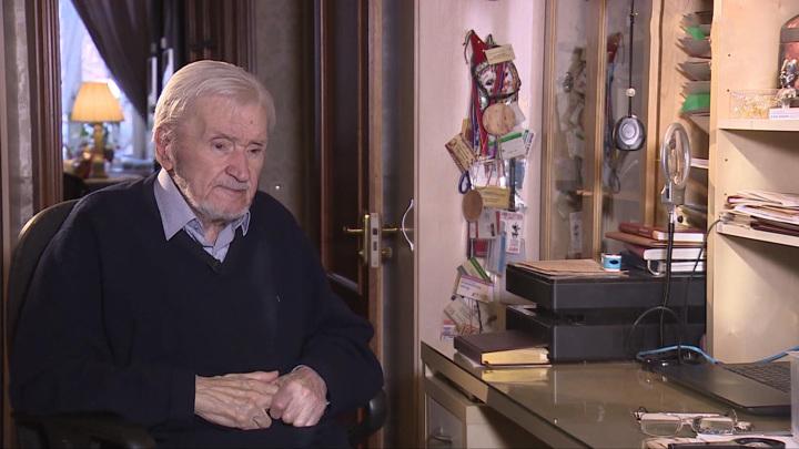 Кинорежиссер Игорь Масленников отмечает 90-летие
