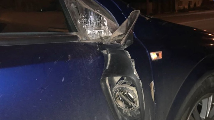 В Тамбове в ходе ДТП пострадал подросток на самокате