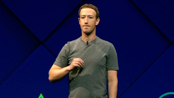 Цукерберг объявил о планах развивать виртуальную реальность
