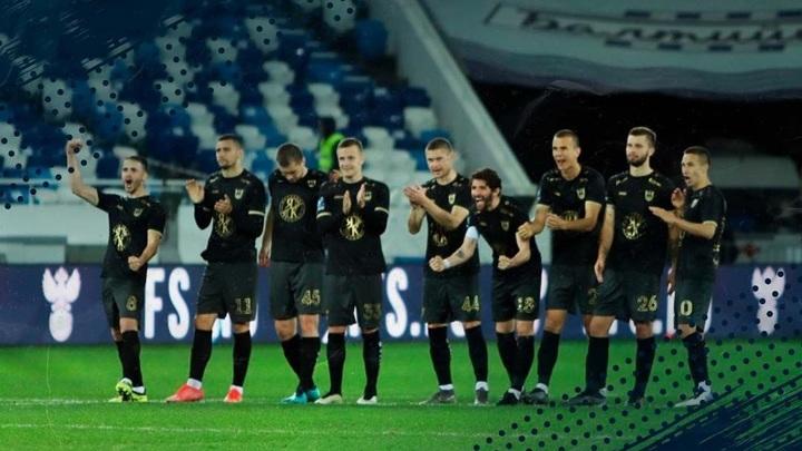 Определились все участники 1/8 финала Кубка страны по футболу