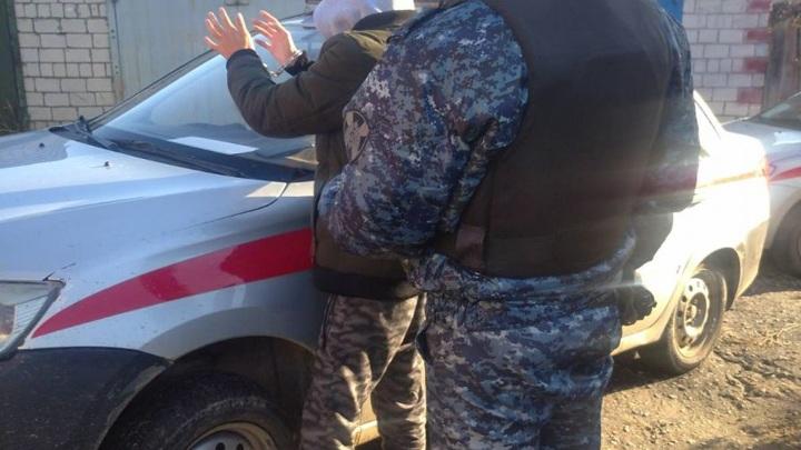 Во Владимире задержали подозреваемых в хранении наркотиков