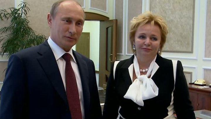 Владимир и Людмила Путины: развод был нашим общим решением
