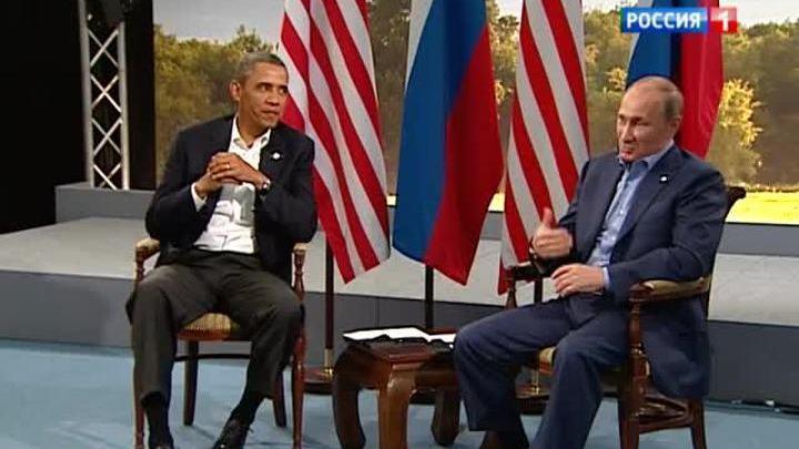 """Позиция Путина заставила """"восьмерку"""" сгладить коммюнике по Сирии"""