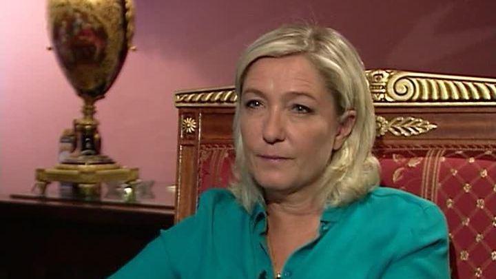 Марин Ле Пен: безопасность - главная свобода человека