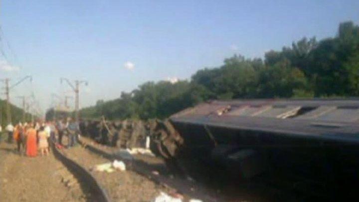ЧП с поездом на Кубани: раненых готовы перевезти в Москву и Петербург