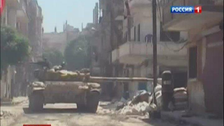 Сирия: перемирия не наступило