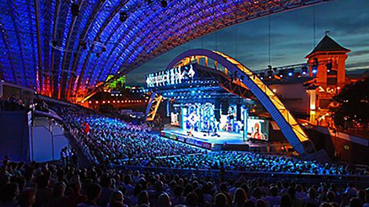 """В Витебске открывается Международный фестиваль искусств """"Славянский базар"""""""