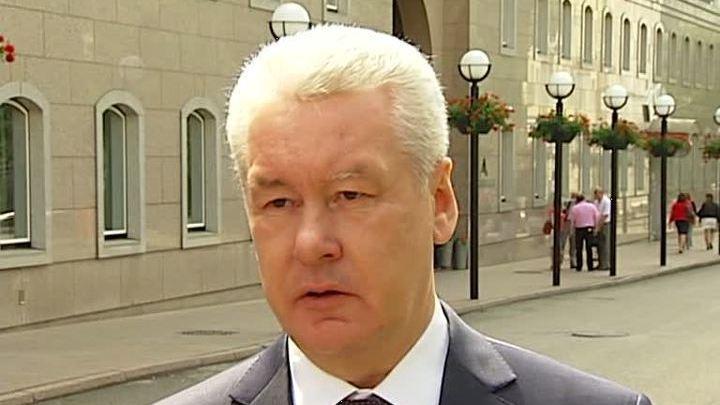 Собянин: все кандидаты в мэры должны продолжить избирательную кампанию