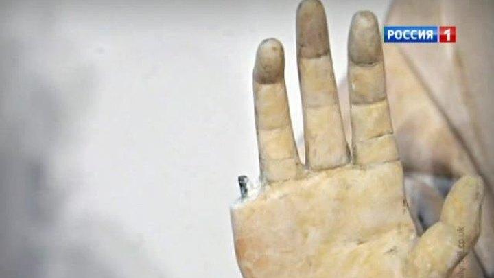 Американский турист отломал палец 600-летней статуе в музее Флоренции