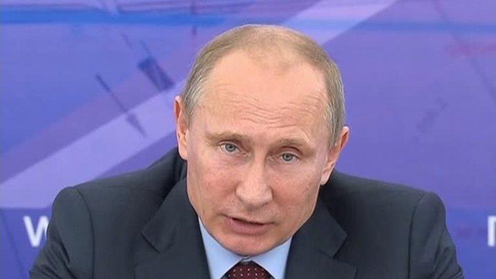 Путин: будем жестко пресекать земельные спекуляции вокруг ЦКАД