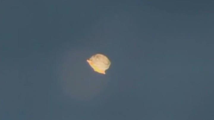 Астронавт разглядел НЛО рядом с МКС