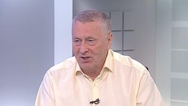 """Жириновский: Сирия - продолжение """"Бури в пустыни"""""""
