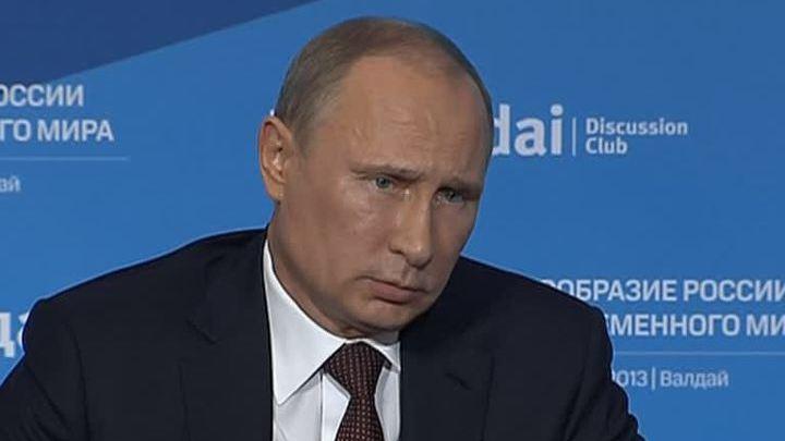 Путин не исключает амнистии по Болотному делу