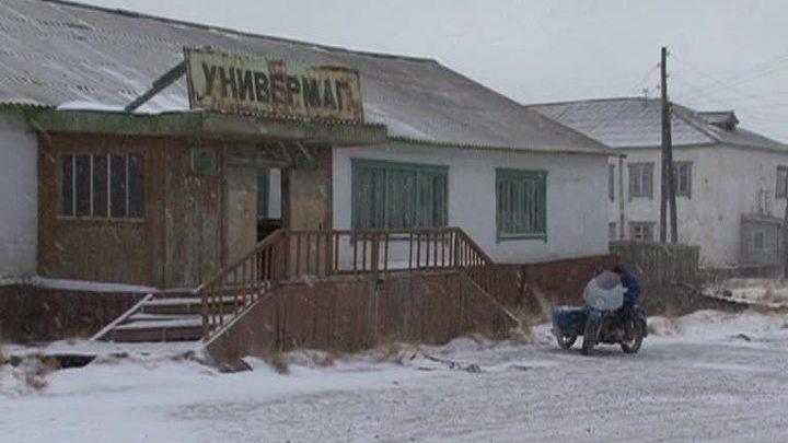 На севере Якутии срывается зимний завоз