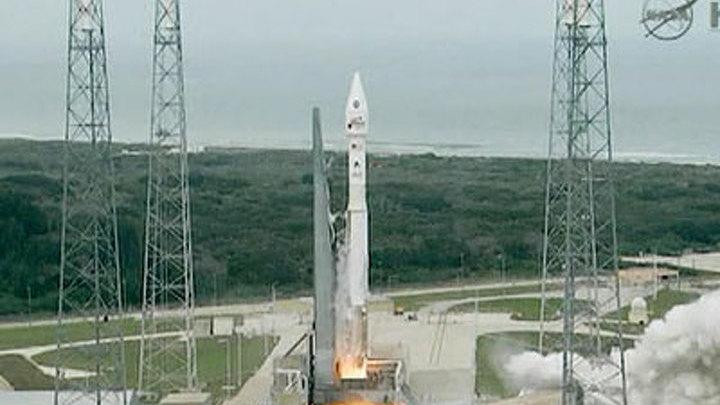 Американский исследовательский спутник стартовал к Красной планете