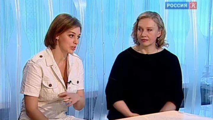 "Марина Брусникина и Нелли Уварова на ""Худсовете"". 20 ноября 2013 года"