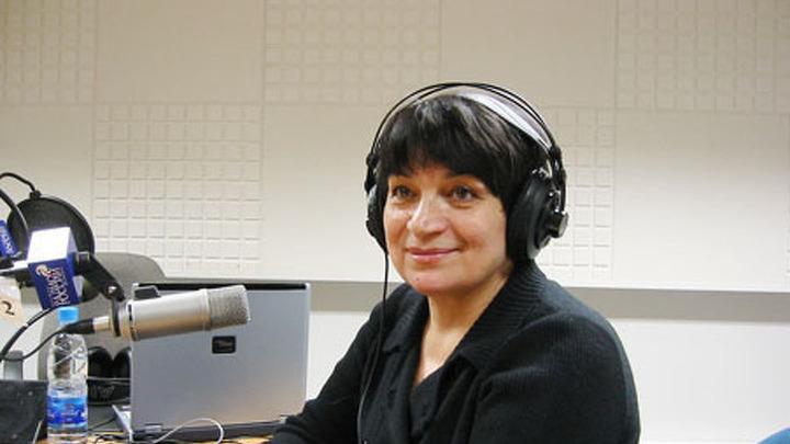 Директор Института возрастной физиологии РАН Марьяна Михайловна Безруких.