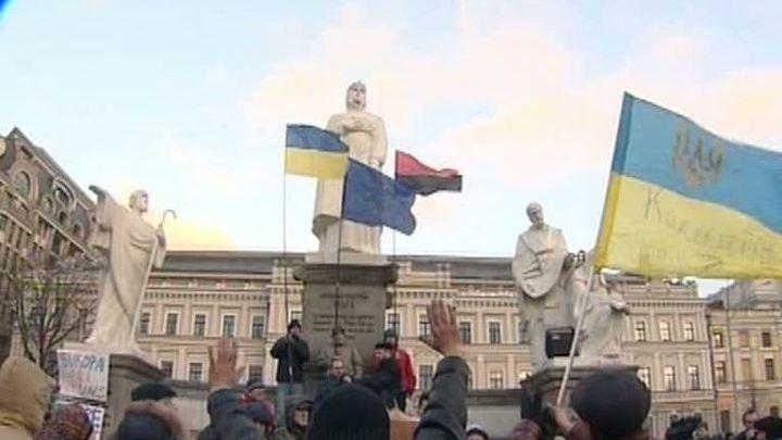 Украина переживает то, что избежала Россия. Реплика Андрея Норкина