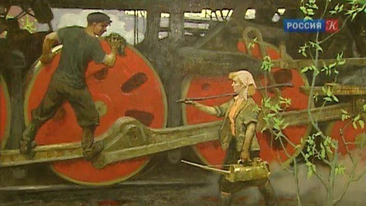 Выставка картин Виктора Попкова. Первая за 4 десятилетия