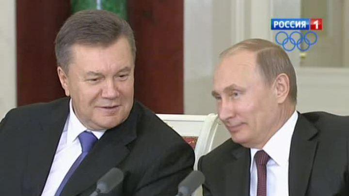 Москва купит у Киева евробонды на 15 миллиардов долларов
