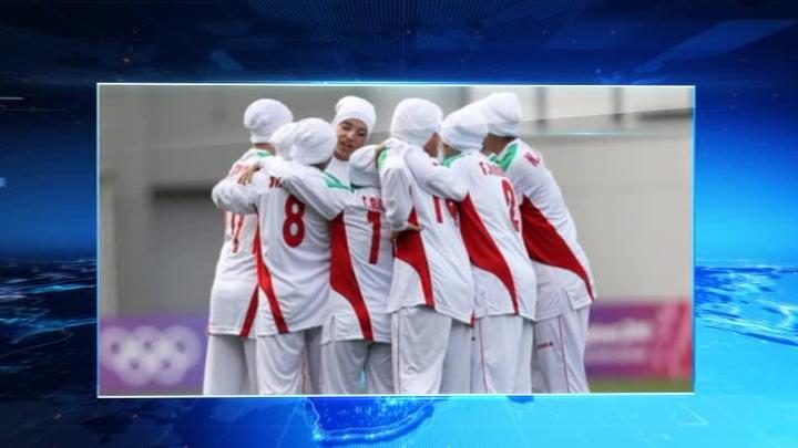 Игроки женской сборной Ирана оказались мужчинами