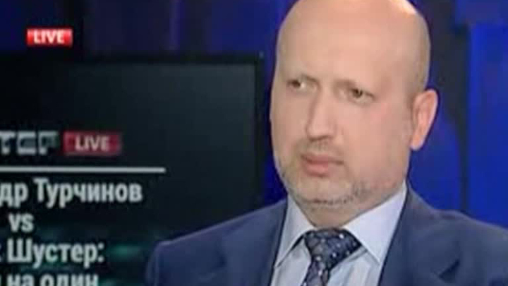 Турчинову не нужна федеративная Украина