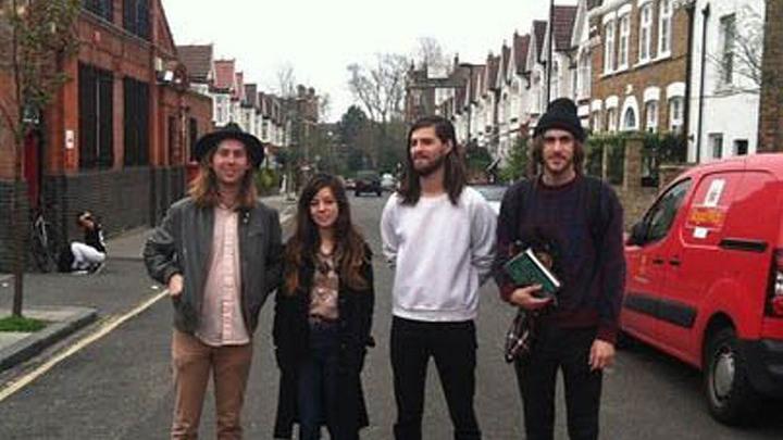 Группа Quilt из Бостона