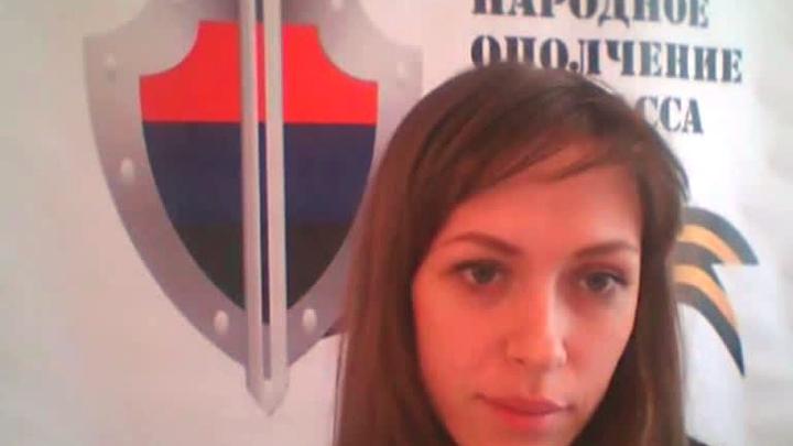 Екатерина Губарева: юго-восток не отступит от своих требований
