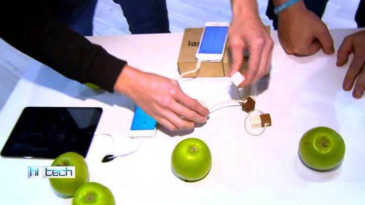 Hi-tech: миллион от Intel за идею, мобильная лаборатория и карманные проекторы