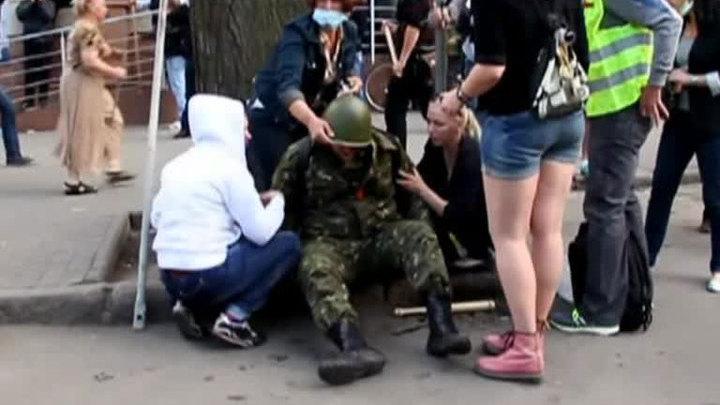 Галина Запорожцева: в Одессе было показано истинное лицо фашизма