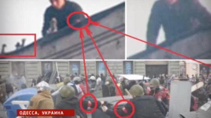 Новая Хатынь: как организовали расправу в Одессе