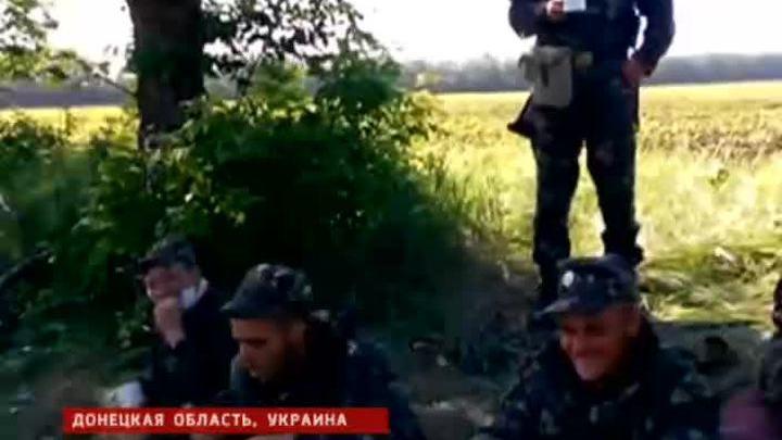 Наемники на Украине начали убивать солдат