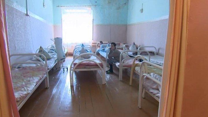 Больница строгого режима. Специальный репортаж Анны Афанасьевой