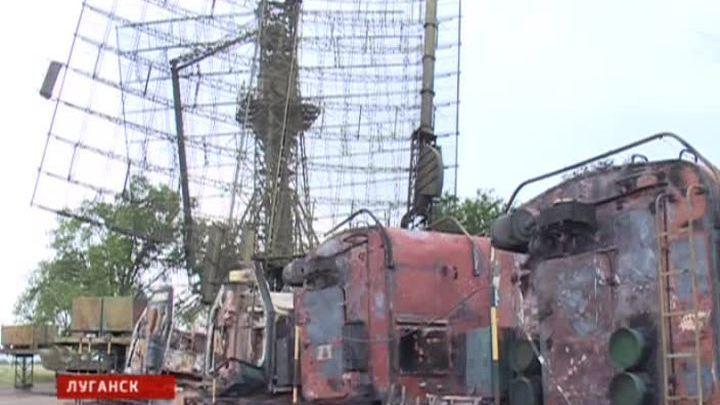 Луганские ополченцы нашли зашифрованные приказы из Киева