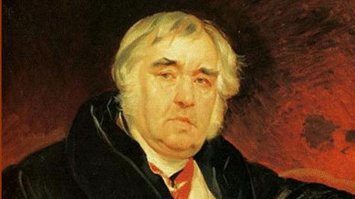 Иван Андреевич Крылов, известный русский писатель, баснописец, журналист, автор басен