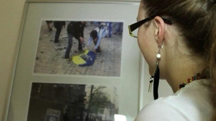 Выставка об одесской трагедии добралась до Праги