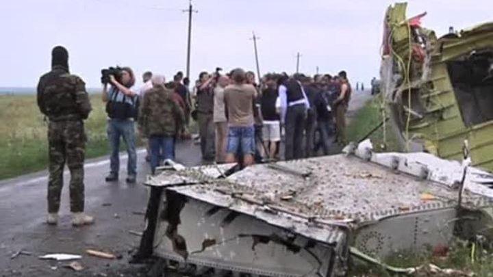 """Падение """"Боинга"""": ОБСЕ не сомневается в ополченцах"""