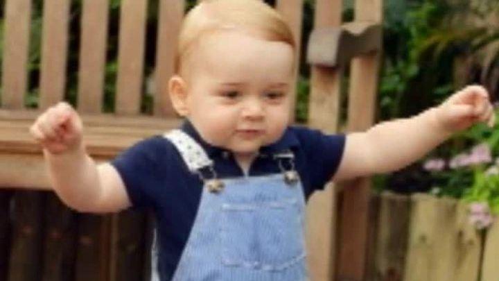 В Великобритании готовятся к первому дню рождения принца Джорджа