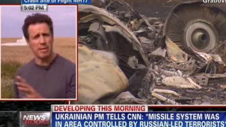 После трагедии в небе Украины иноСМИ увидели другую Украину