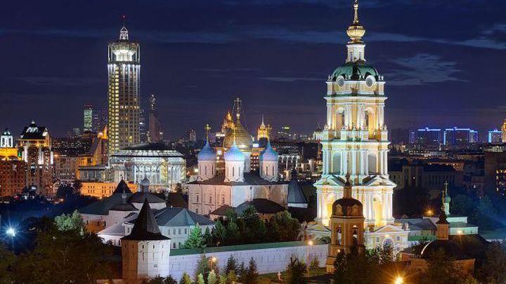 День крещения Руси встретили церковным благовестом и праздничной литургией